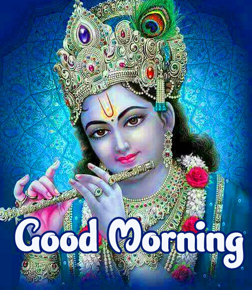 616+ New Bal Krishna Good Morning Images Photo In HD