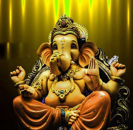 291+ Top Lord Ganesha Images Pics With Quotes in 2021