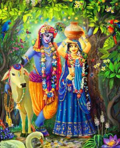 Collection Of Radha krishna Images