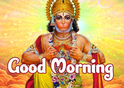 291+ Best Hanuman ji Good Morning Images,Photo,Wallpaper In 2020