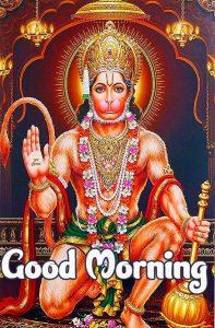 Hanuman ji Good Morning Images Download