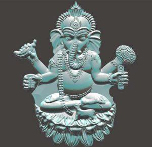 Latest Ganesha d Images