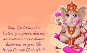 Lord Ganesha Images With Quotes