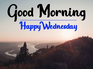 Nture sky lanscap good morning happy wednesday images