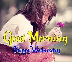 Sad girl Good morning happy wednesday images