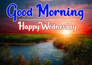 Sinrise good morning happy wednesday hd photo