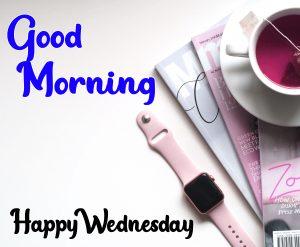 Tea cup good morning happy wednesday pics