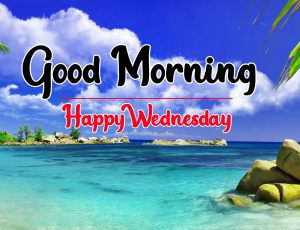 Water best nature Good morning happy wednesday images